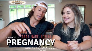 tinder for baby names *NAME REVEAL* | the east family