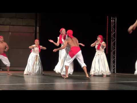 Tambores - Herencia Latina Aachen - TdI 2016