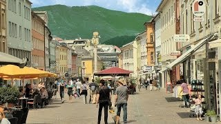 preview picture of video 'Villach, Kärnten, Österreich (Carinthia, Austria) [HD] (videoturysta)'