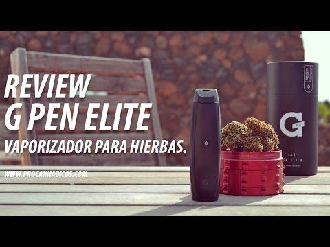 Review G Pen Elite, nuevo vaporizador para hierbas