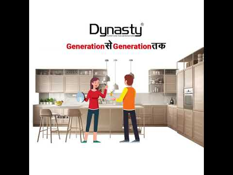 dynasty modular kitchen