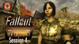 Fallout New California - Fallout New Vegas Overhaul Mod - Session 4