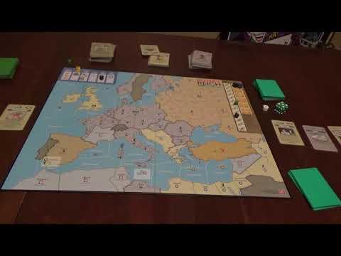 Bare Bones Wargaming Hitler's Reich Part I
