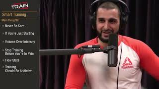 You Should Train And Never Be Sore! Flow State In Workouts By Firas Zahabi.