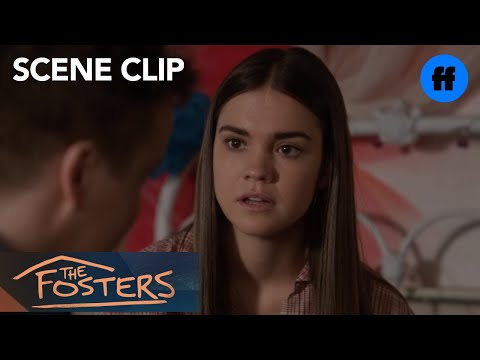 The Fosters | Season 5, Episode 4: Callie Talks To Cole | Freeform