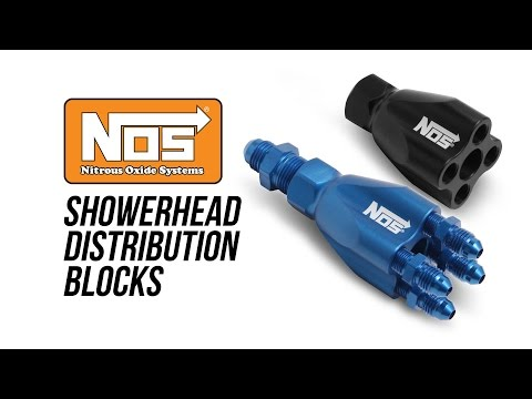 NOS Showerhead Distribution Blocks