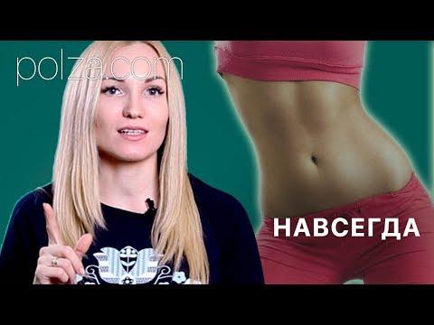 Как похудеть и остаться стройной? 🍌 🍉 🍇  Советы эксперта. Александра Жицкая [polza.com]