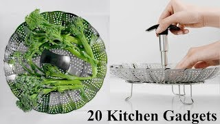 20 Cool Kitchen Gadgets Everyone Needs