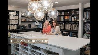 Start To Style - Design Studio Setup