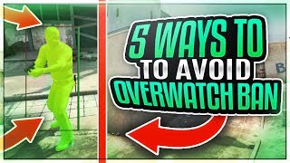 how to bypass overwatch ban