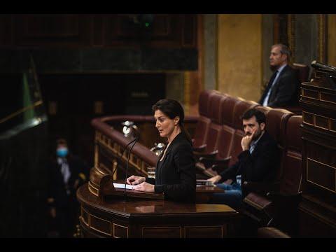 """Valentina Martínez: """"El PP ni renuncia ni renunciará nunca a que Gibraltar sea una parte de España"""""""
