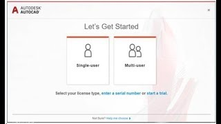 Autodesk Account - Activating Your Software (3 of 7)