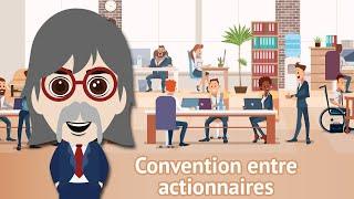 Y a-t-il des avantages à signer une convention d'actionnaires?