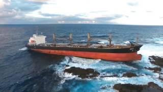 Salvage of MV BENITA