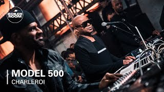 Model 500 - Live @ Boiler Room x Eristoff Day/Night Belgium 2019