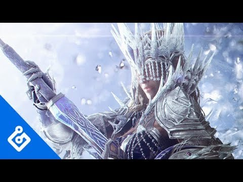 Monster Hunter World: Iceborne Exclusive Coverage Trailer