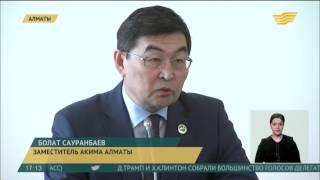 В Алматы сносят незаконные постройки