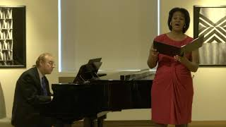 Spring Musicale: Harry T. Burleigh -Balm in Gilead