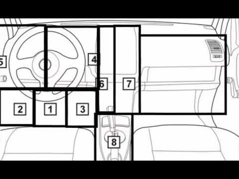 Смотреть онлайн видео Peugeot 107 2013 03 Diagnostic Obd