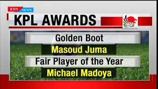 Scoreline: Michael Modoya awarded as the most valuable player