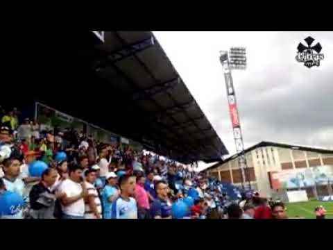 """Ultras 94 Macará en Sangolqui"" Barra: Los Ultras • Club: Macará"
