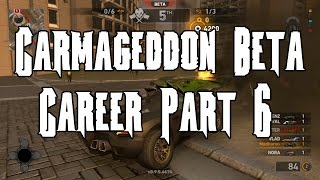 Carmageddon: Reincarnation - Stadium Pandamonium - Career Mode Part 6 [PC]