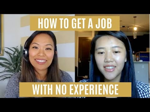How to Get a Job With No Experience as an International Student