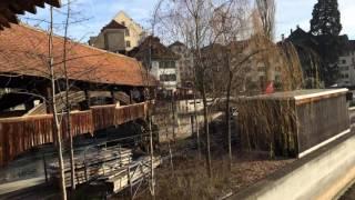 スイス発 シュプロイヤー橋から見た素敵な景色【スイス情報.com】