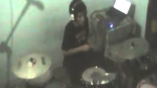 Drum Cover Flores - Titãs.mp4