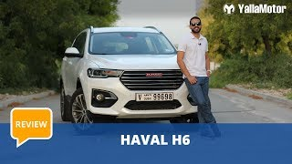 Haval H6 2019 Review | YallaMotor.com