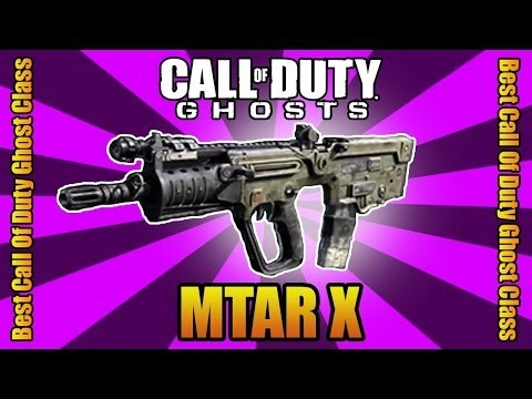 Call of Duty Ghosts (Mtar-x)