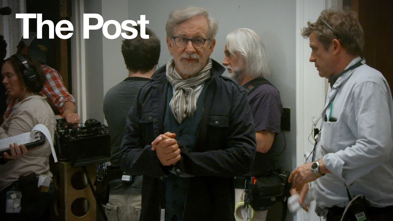 The Post - Director Steven Spielberg's Vision