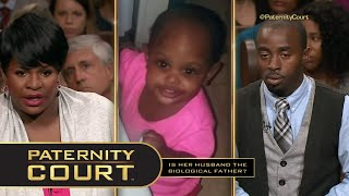 Dixon v. Hunt: After being referred to Paternity Court by Couples Court with the Cutlers, a woman wants to prove that her husband fathered her daughter.  Subscribe: https://bit.ly/PaternityCourtYT   Follow Paternity Court on Social Media: Facebook: https://www.facebook.com/PaternityCourt/ Twitter: https://twitter.com/PaternityCourt Instagram: @PaternityCourtTV  Follow MGM Television on Social Media: Facebook: https://www.facebook.com/MGMTelevision Twitter: https://twitter.com/MGMTelevision  Instagram: @MGM_Television  Woman Wanted To Get Caught Cheating As Revenge (Full Episode) | Paternity Court https://youtu.be/3d_aeRirE-Y  #PaternityCourt #LaurenLake  Season 6, Episode 7