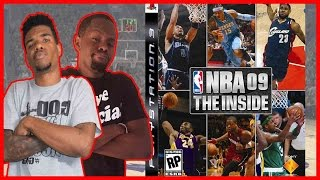 """THE """"CONTROLLER"""" EXCUSE!  - NBA The Inside 09 Gameplay   #ThrowbackThursday ft. Juice"""