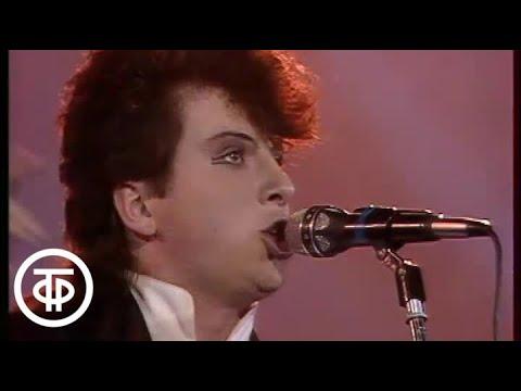 """Группа """"Агата Кристи"""" на фестивале """"Ступень к Парнасу"""" исполняют """"Viva, Kalman!"""" и """"Пантера"""" (1989)"""