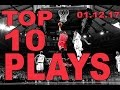Top 10 NBA Plays of the Night 011217