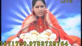 Best Bhagwat Pravachan by Param Shradhey Hemlata Shastri ji 09627225222