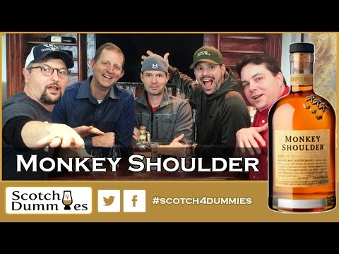 Monkey Shoulder Blended Scotch Whisky Review #94