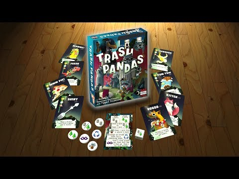 How to play Trash Pandas