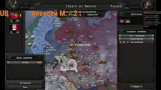 Мексиканский буритократ pt3 - В ожидании бури (Kaiserreich, сетевая партия 15+ человек)