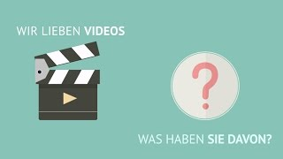 Standbild aus Erklärvideo: Motion Graphic Animation