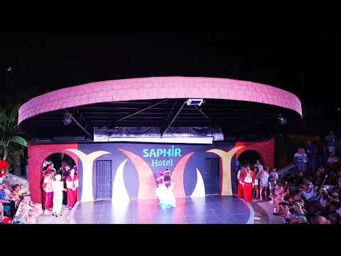 Entertainment, Animation, Show in Alanya - Bellydance im Hotel Saphir