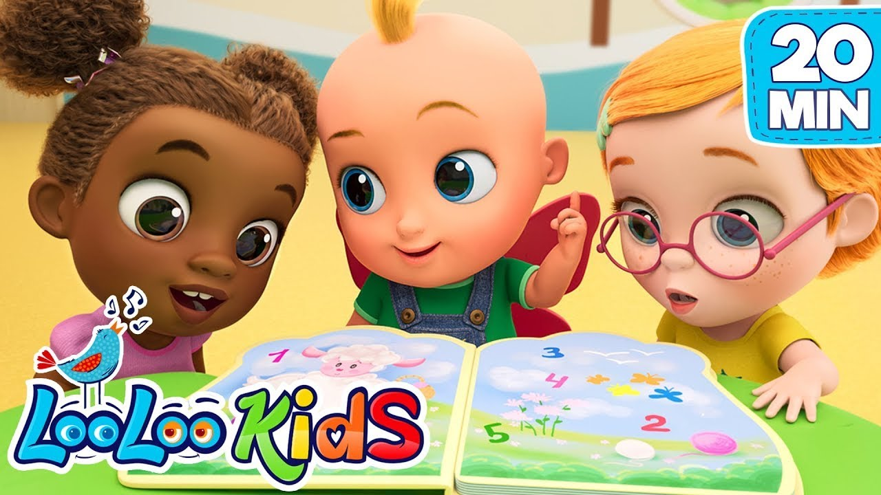 Johny Johny & Friends Musical Adventures + More Nursery Rhymes and Childrens Songs LooLoo KIDS