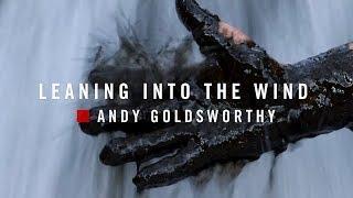 Leaning Into The Wind - Andy Goldsworthy - Trailer 1 - Englisch - UT Deutsch