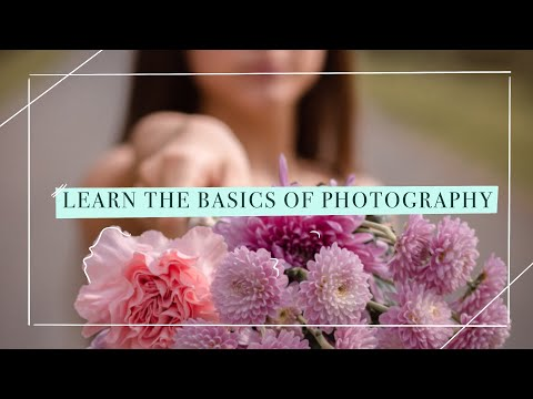 Photography For Beginners in UNDER 10 MINUTES
