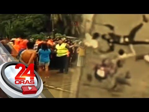 [GMA]  Dalawang guwardiya, patay  sa tensyonadong pagpapaalis sa mga umano'y illegal settler