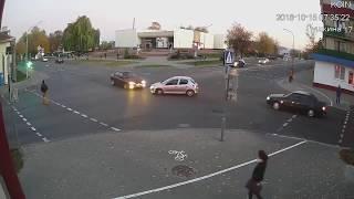 ДТП 18+ подборка аварий за  Октябрь 2018