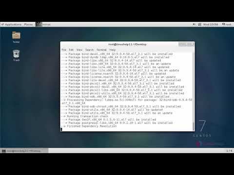 How to install and configure DNS server in CentOS 7 | LinuxHelp