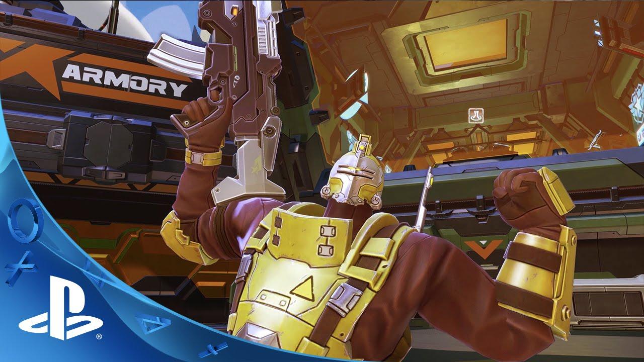 Battleborn sort aujourd'hui sur PS4 – voici quelques-un des personnages