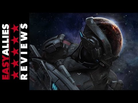 Mass Effect: Andromeda - Easy Allies Review - YouTube video thumbnail